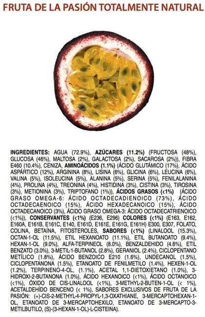 natural frutapasion