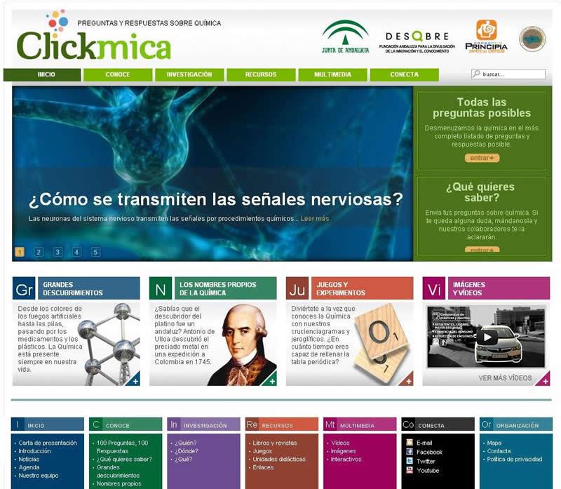 clickmica web
