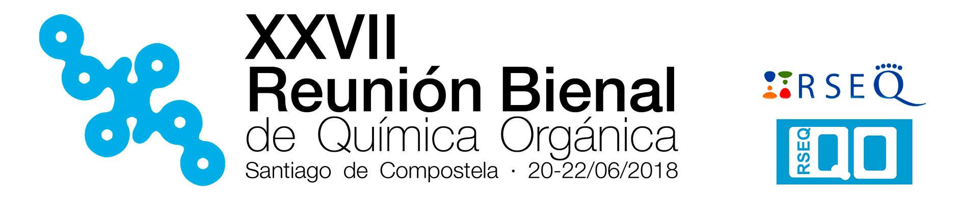 XXVII Reunión Bienal de Química Orgánica - BIQOS2018