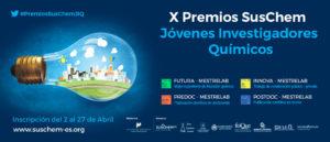 X Edición Premios SusChem-JIQ