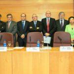 Día de la Química 2012. Autoridades y premiados