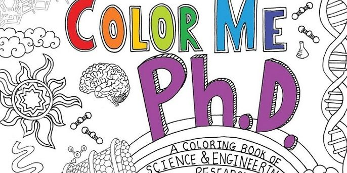 Dibujar La Ciencia Y La Química Para Divulgar Las